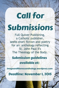 Call for Submissions: Full Quiver Publishing's forthcoming TOB Anthology